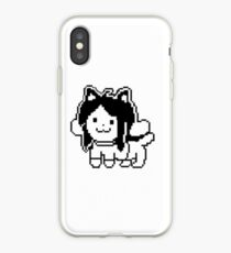 temmie  iPhone Case