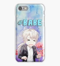 Babe Zen Watercolour iPhone Case/Skin
