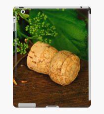 Champagne cork iPad Case/Skin