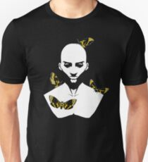Cabeza de la muerte Camiseta ajustada