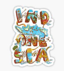 indonesia Sticker
