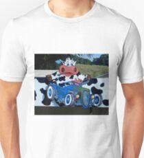 Cow Driven  T-Shirt