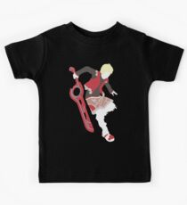 Shulk Vector Kids Tee