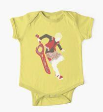 Shulk Vector Kids Clothes