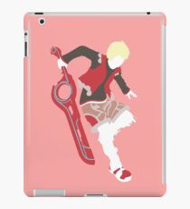 Shulk Vector iPad Case/Skin