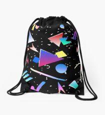 HELLO MEMPHIS (black) Drawstring Bag