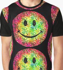 Smiley face - retro Graphic T-Shirt