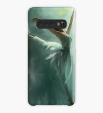 Ballerina Case/Skin for Samsung Galaxy