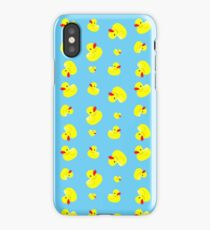 Rubber Ducks iPhone Case