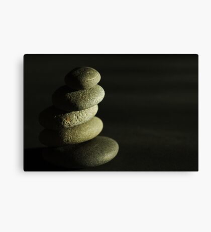 stoned again Canvas Print