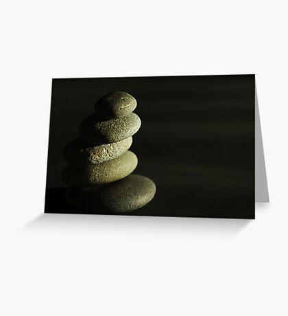 stoned again Greeting Card