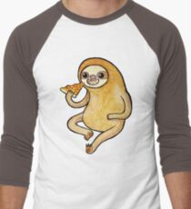 Sloth Eating Pizza T-Shirt