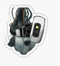 GLaDOS Portal 1 and 2 Sticker
