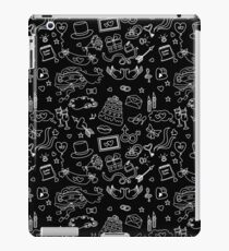 Wedding elements seamless pattern. iPad Case/Skin