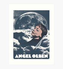 Angel Olsen Art Print
