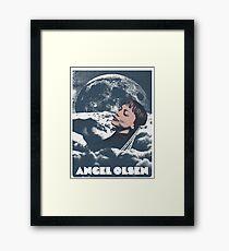 Angel Olsen Framed Print