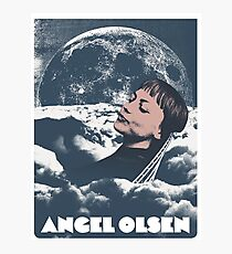Angel Olsen Photographic Print