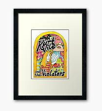 Kurt Vile  Framed Print