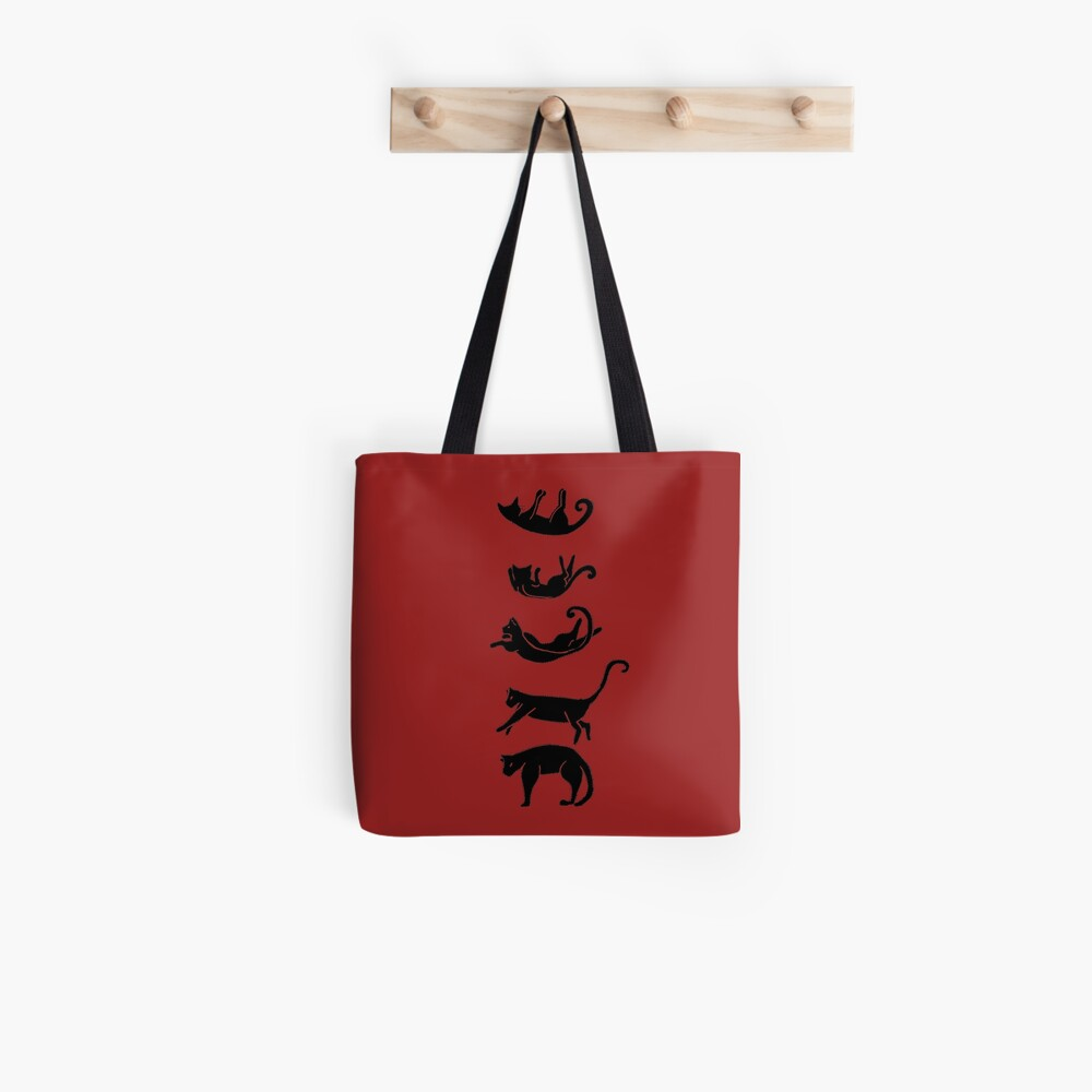Antigone's cat Tote Bag