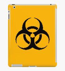 HAZARD 16-bit logo iPad Case/Skin
