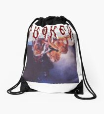 Massacre Drawstring Bag