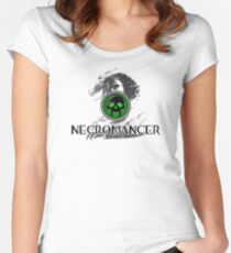 Nécromancien - Guild Wars 2 T-shirt échancré