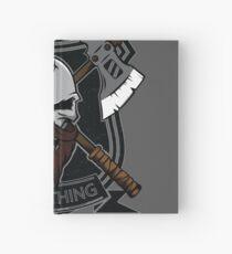The Beard Thing Hardcover Journal