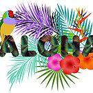 Aloha, Hawaiian Party by Lusy Rozumna
