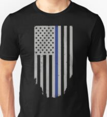 Honor And Respect [Military Tactical Flag] T-Shirt