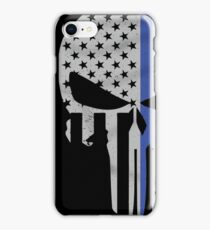 Military Skull [Tactical Flag] iPhone Case/Skin