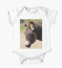 Little donkey One Piece - Short Sleeve
