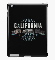 California Skyline 2  iPad Case/Skin
