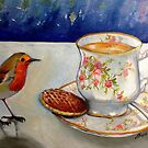 """Tea for One"" by Skye Elizabeth  Tranter"