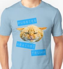 Pussies Against Trump 2.0 T-Shirt