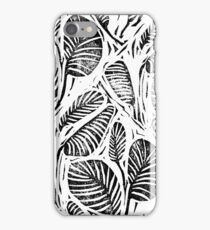 Jungle - Tropical leaves iPhone Case/Skin