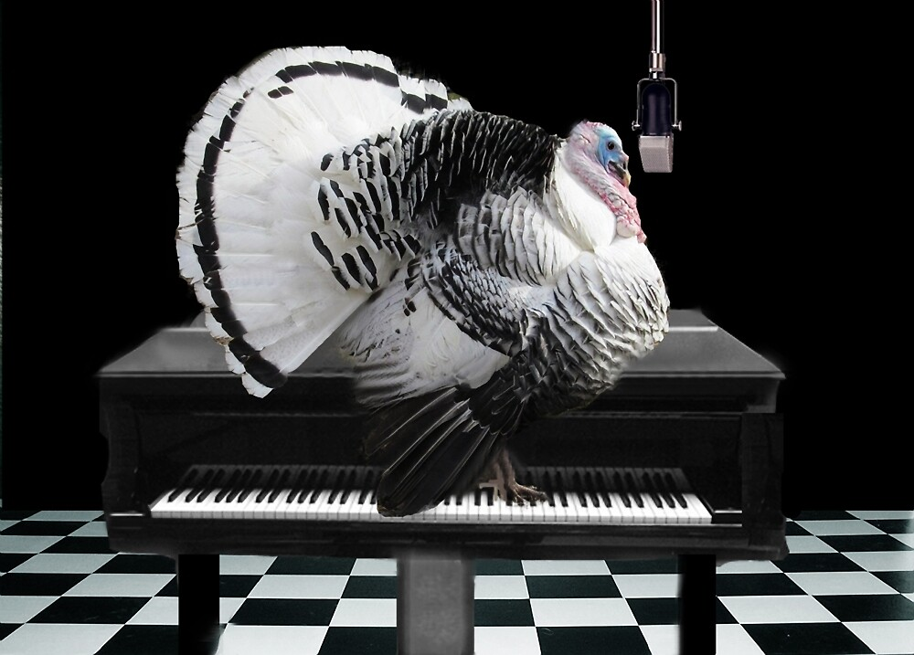 *•♪♫•*TURKEY TOM SINGING-COLD TURKEY HAS GOT ME ON THE RUN*•♪♫•* by ✿✿ Bonita ✿✿ ђєℓℓσ