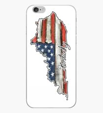 Kentucky State Outline IPhone Case