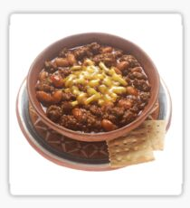 Bowl of Chili  Sticker