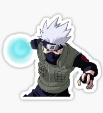 Kakashi Hatake Sticker