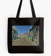 Gold Hill , Shaftsbury Tote Bag