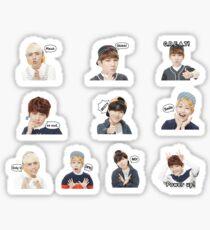 SHINee LINE Stickers Sticker