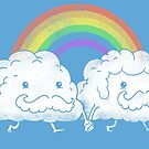Gay Clouds von Queenmob