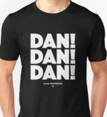 Alan Partridge - Dan! Dan! Dan! T-Shirt