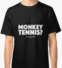 Alan Partridge - Monkey Tennis Classic T-Shirt