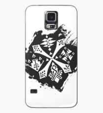 Guild Hunters Logo Splat Case/Skin for Samsung Galaxy