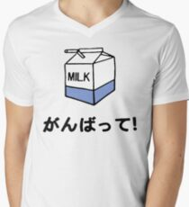 MilK Men's V-Neck T-Shirt