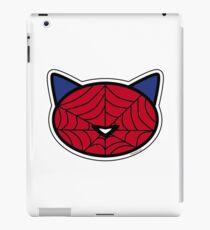 Spider Meow iPad Case/Skin