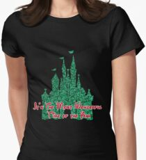 It's the Most Wonderful Time of the Year Women's Fitted T-Shirt