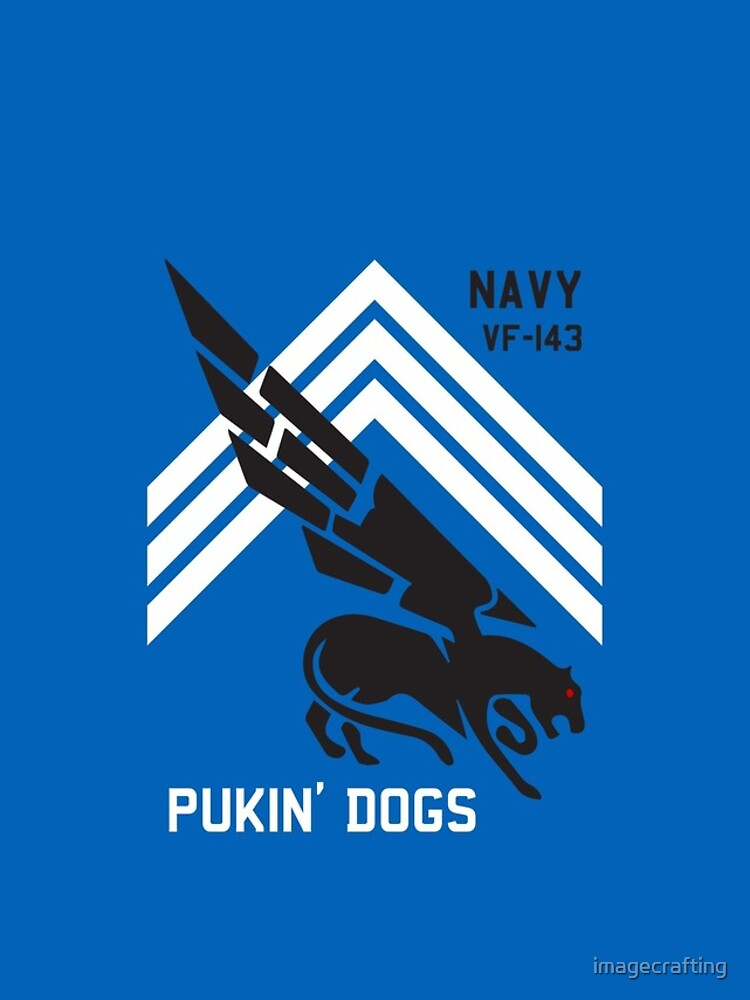 VF-143 Pukin Dogs Sans Reproache           by imagecrafting