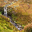 Blea Gill Waterfall by David Lewins